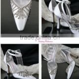 partical style WS-029 hot sell wedding shose vintage high quality
