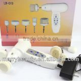 2013 New Products Rotary Face Brush Skin Cleaner Massager Scrubber Machine On China Market