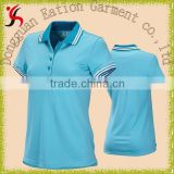 new arrival wholesale blank t shirt custom your own design polo shirt manufacturer china