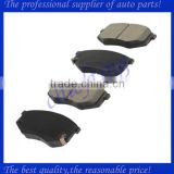 58101-2SA00 58101-3SA21 58101-3SA25 58101-3SA26 58101-2SA30 for hyundai ix20 disc brake pad