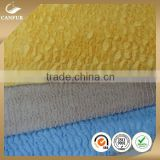 Make-to-order new desgin soft 100 polyester blankets pv plush fabric