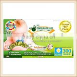 wholesale bnb-52 Baby Accessory 300-Count Diaper Sacks Recycled Scented Plastic Bags With Handle