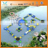 Floating water park & Water floating park