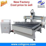 Wifi advertising cnc router