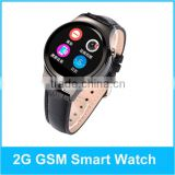 2015!1.22 Inch MTK6260 Bluetooth Watch Android smart phone watch T3 with Anti Lost Barometer Pedometer Altimeter