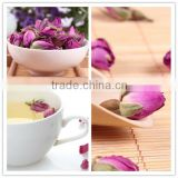 Dried Pink Rose flower tea buds tea come from France                                                                         Quality Choice