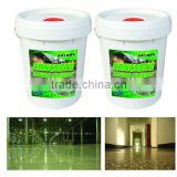 epoxy resin and hardener floor hardening concrete