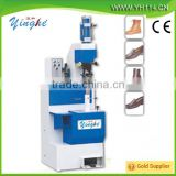 Automatic heel-nailing machine for shoes