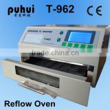 puhui t-962, smt reflow oven, small wave soldering machine, infrared ic heater t962