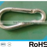 Stainless steel Hiking Carabiner Hook,aluminium snap hook,safety hook