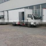 cheaper 4-4.5Tons Carrier cold plate truck/refrigerated trucks for sale/cold store truck/cold storage truck/cold food truck