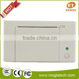 panel mount thermal printer panel printer RP07 with TTL /RS232.