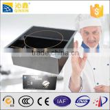 temperature control built in single burner ce approved hot plate intelligent induction cooker 3500w
