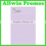 Top Quality Customized Letter Shaped Sticky Notes