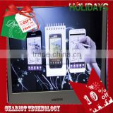 2014 new advertisement,ChariotTech christmas toy lcd screen transparent , give you best experience