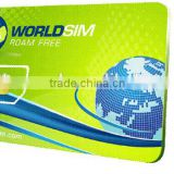 Best price SIM Card with personalized program parameter for Telecom and Operator
