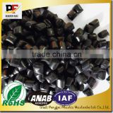 Black masterbatch with high-grade carbon black plastic PP PE ABS black masterbatch for plastid products