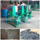 Over 30 years manufacturer wood sawdust briquetting machine sawdust briquette charcoal making machine