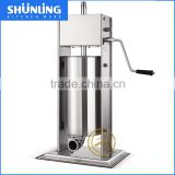 Factory supply Electric Commercial 304 stainless steel 15L machine to make sausage manual