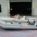 2016 Sunjoy inflatable aluminum row boats for sale