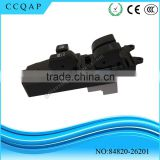 84820-26201 Car accessories auto electric power window switch for toyota hiace