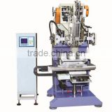 High Speed Flat Wire Drilling and Tufting Machine for Roller Brush/ Roller Brush Making Machine/Hair Brush