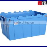 N-6040/320DS Heavy Duty Plastic Storage Containers with Bars for Material Handling