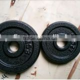 Hot Sale Black Paint Weight Plate