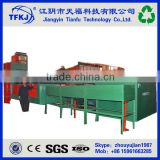 Hot selling hydraulic stainless steel strapping machine,scrap car press machine(High Quality)