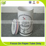 Custom fancy wrapping cardboard push up paper tubes