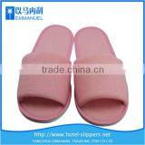 Girls pink ballet slippers for the elderly