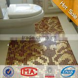 HFJY13-P02 mosaic tile picture Damasco Oro Rosso design new mosaic pattern decorative floor tile lowes floor tiles for bathrooms