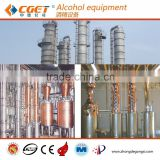 Industrial alcohol distillation equipment with CE and ISO certification