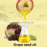 GMP Proved OEM Natural Oil Grape Seed Oil Medicine Oil China Manufacturers Refined By CO2 Bulk Vegetable Oil For Sale
