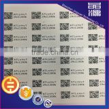 Newest Custom special Fragile sticker eggshell labels high quality adhesive sticker in stock