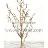 135CM Plastic Table Tree Artificial Dry Tree Branch Without Leaves, Wedding Tree Branch Without Leaves