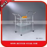 Tea Cart, Tea Trolley, Bar Tray, Dinner Trolley