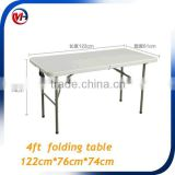 5Ft folding table for balcony