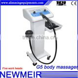 High Power!!Body Vibratiing Massager Automatic machine weight loss vibrator g5 body massager
