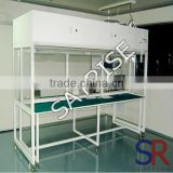 2016 Electronic Stainless Steel Workshop metal work bench Price