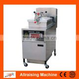 New designed deep commercial pressure fryer of chicken