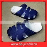 Cheap Beautiful Kids PVC Sandals Wholesale beach flip flop