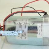 R4468 Long axis high speed dc motor Cotton candy machine motor A brush motor 12V 5000r/min