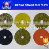 High Polishing Speed 4 inch Angle Grinder Polishing Pads for Sale