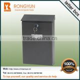 Custom letter box with digital lock and paper letter box with digital lock