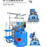 QJ-6F (plain) sock knitting machine