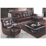 Used Beauty Salon Furniture Leather Sofa Set