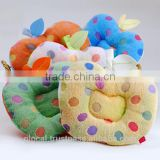 Japan Baby Arm Pillow Pop Color Blue / Green / Orange / Yellow / White Wholesale