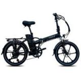 New Model Mid Battery Electric Bike With 6speeds