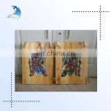 Chinese Traditional Style Door Decoration Screen Digital Print On Wood